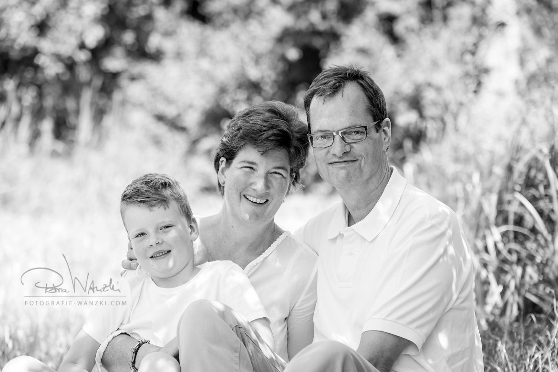 Familienfoto Winterthur
