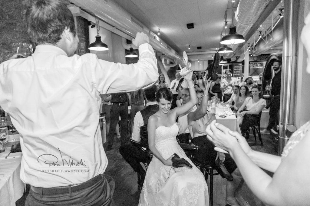 Hochzeit Zürich Blaue Ente