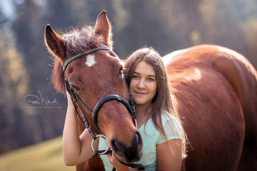 FotoShooting Pferd Winterthur