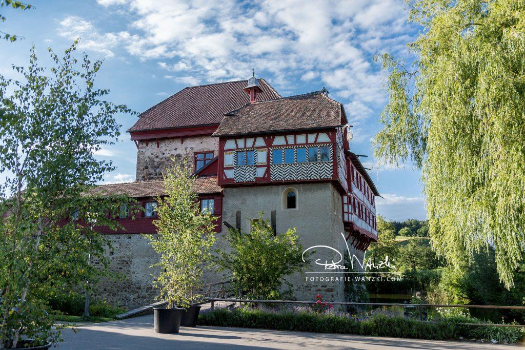 Hochzeit Wasserschloss Hagenwil