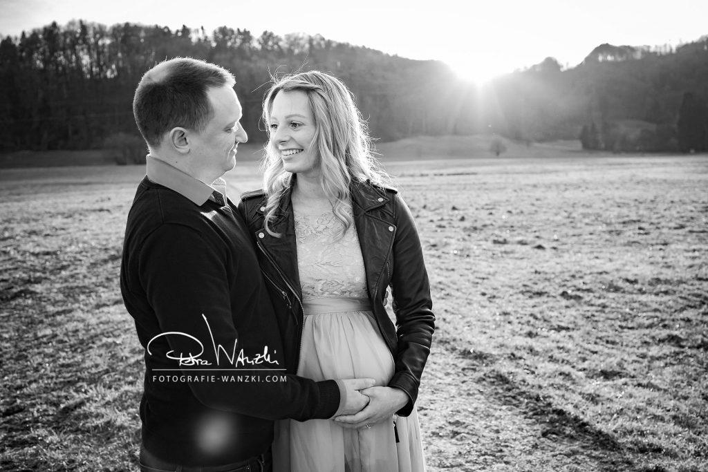 FotoShooting Paare Schwangerschaft