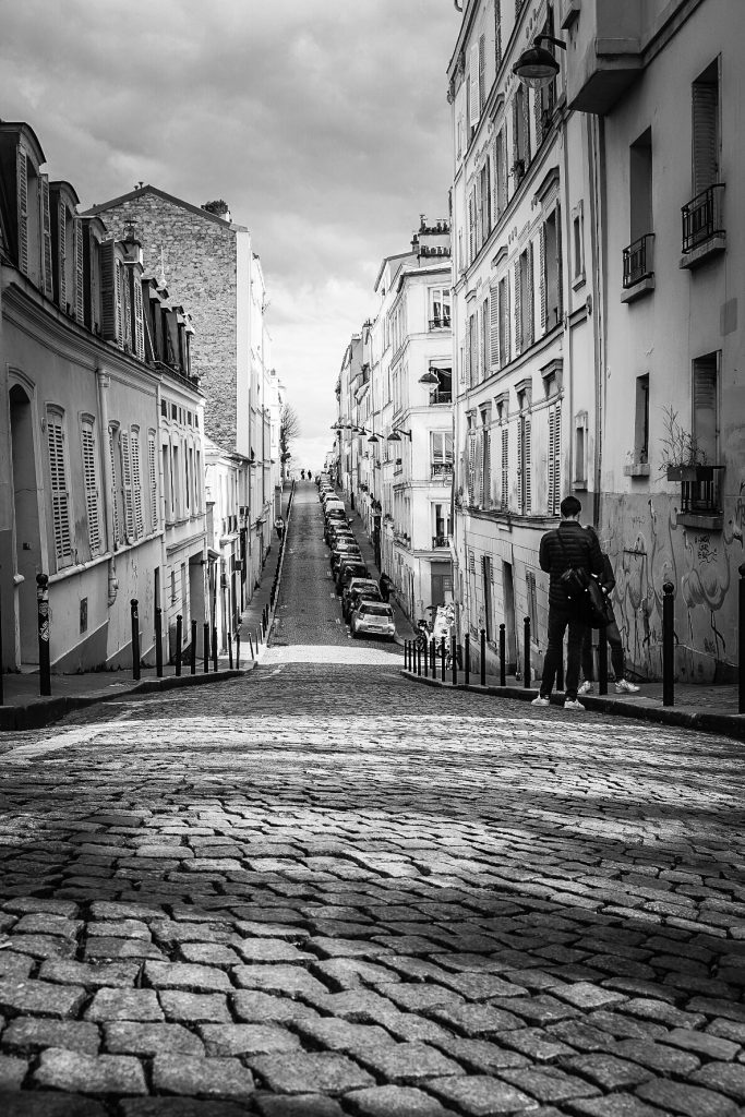 Paris Montmartre Fotografie Wanzki