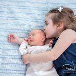 Fotografie Geschwister Baby Schweiz
