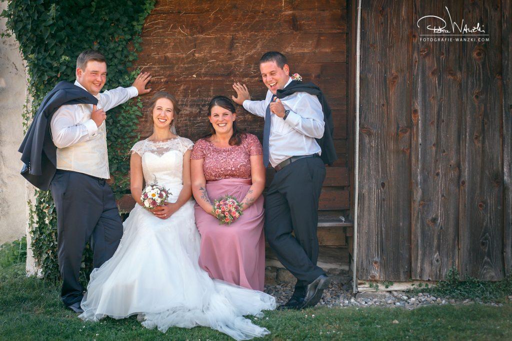 Hochzeit Risch Zugersee