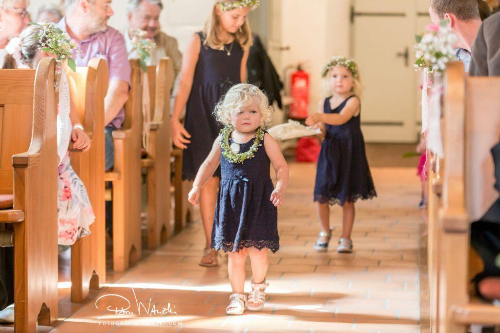 Ringmädchen Hochzeit Fotograf