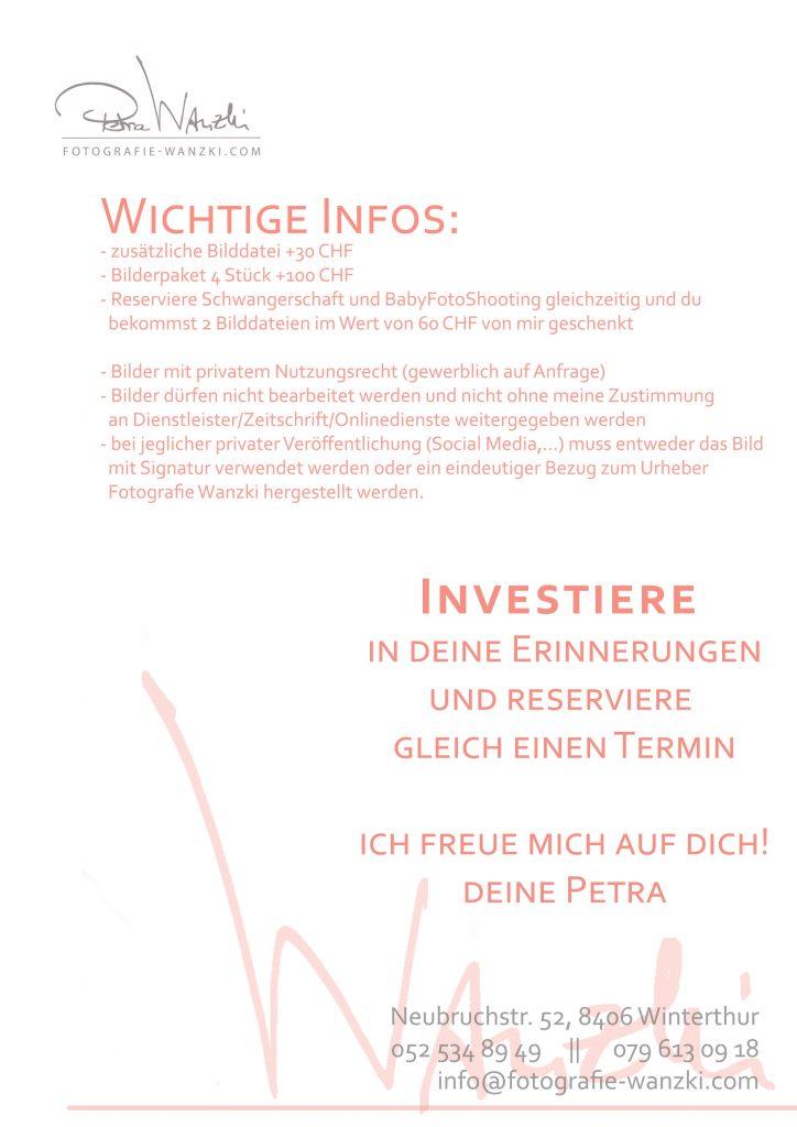 Info Preisliste