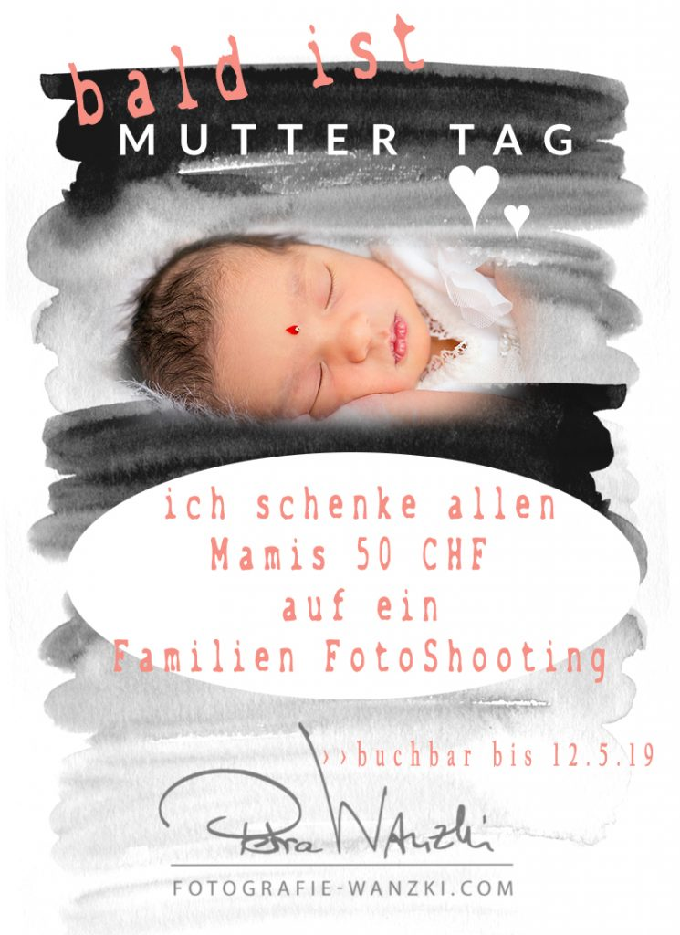Muttertag Familien FotoShooting