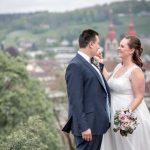 Hochzeit Rosengarten Winterthur