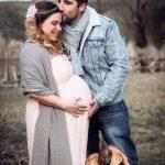 Schwangerschaftsshooting Babybauch Winterthur Zürich
