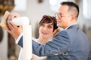 Hochzeit kirchlich Winterthur
