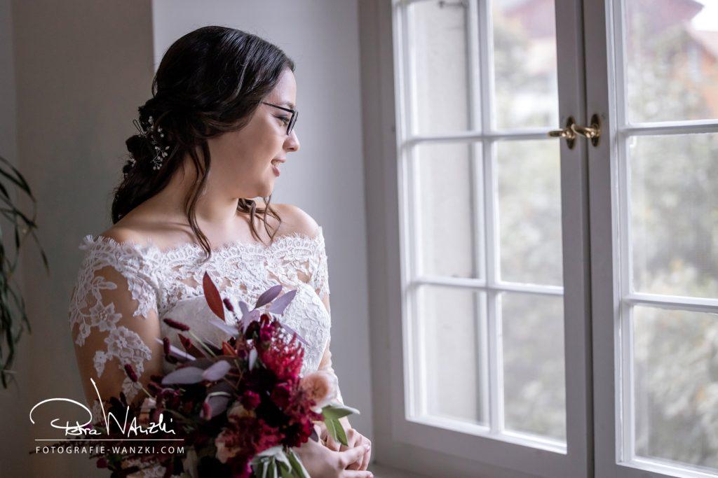 Hochzeit Freudenfels Regen Fotografin Winterthru