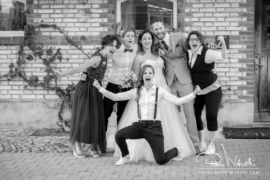 Hochzeit Winterthur Giesserei