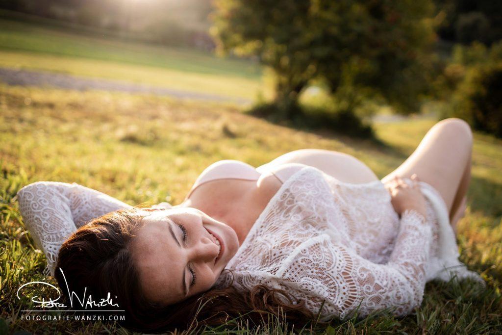 Fotograf Winterthur Schwangerschaft